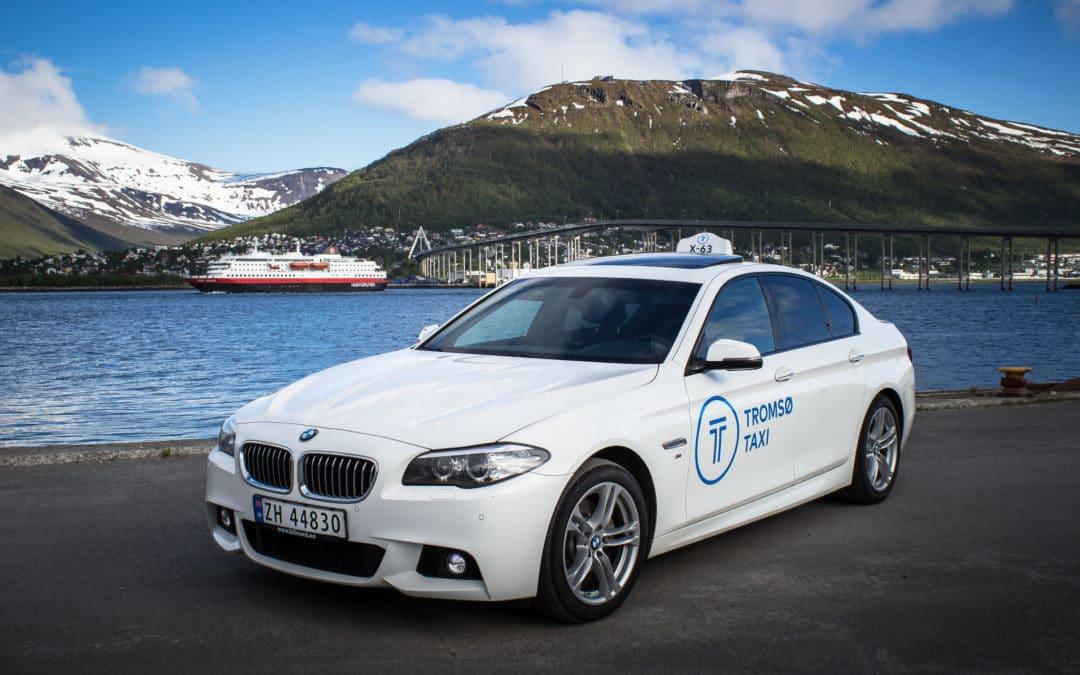 Personvern i Tromsø Taxi